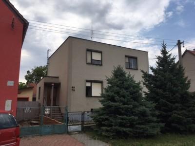Prodej Rodinný dům 3+1 + 2+1, Kroměříž