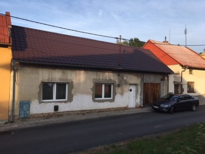 Prodej Rodinný dům 2+1, Libosváry