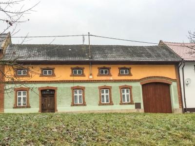 Prodej Rodinný dům 3+1, Zlámanka