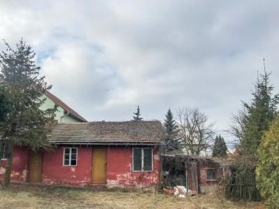Prodej Rodinný dům 3+1, Bezměrov