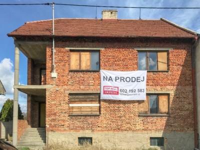 Prodej Rodinný dům 6+1, KVASICE