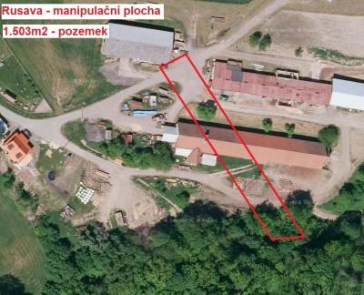 Prodej Pozemek, Rusava