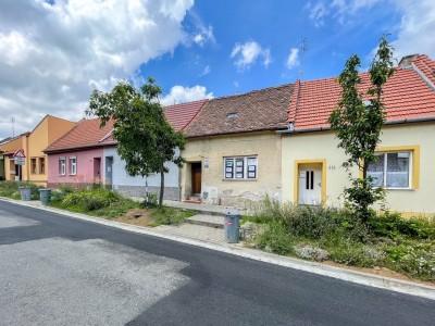 Prodej Rodinný dům 1+1, Kroměříž