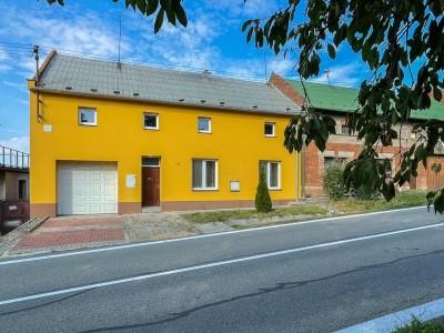 Prodej Rodinný dům 2+1, Stříbrnice, okres Přerov, Olomoucký kraj